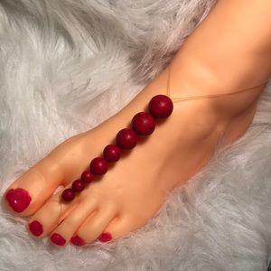 Fancy Feet by Penny